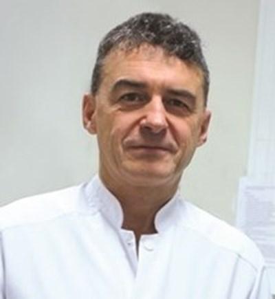 Кардиологът проф. Иво Петров СНИМКА: Архив