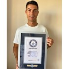 Футболната звезда Кристиано Роналдо казва, че се стреми към върхови постижения, а не към съвършенство.