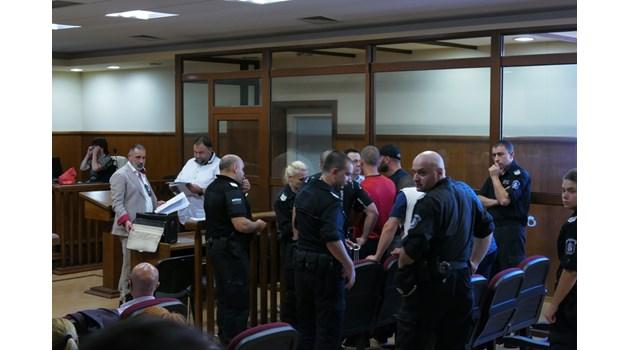 Спецсъдът закри делото срещу бандата на Митьо Очите