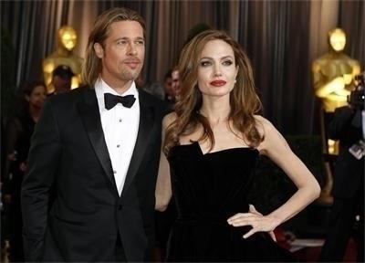 Брад Пит и Анджелина Джоли Снимка: Ройтерс