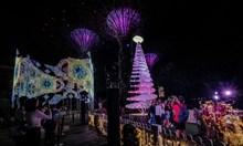 Райските градини на Сингапур
