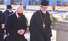 """Царят и други приятели изпратиха Асен Ошанов  в """"Света Неделя"""". Вижте снимки"""