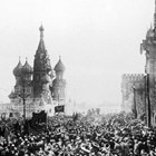 Болшевиките завземат Кремъл с артилерийски обстрел