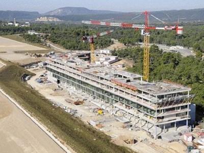 Главната квартира на ИТЕР трябва да стане готова през лятото на тази година.