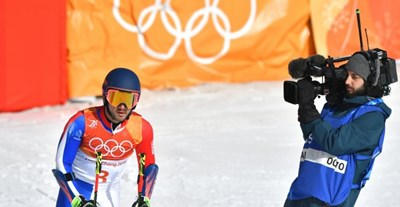 Матьо Февър бе изхвърлен от френския отбор в ските. СНИМКА: РОЙТЕРС