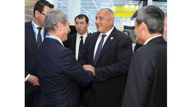 България иска Туркменистан за партньор в търговията, строителството, енергетиката и туризма (Снимки)