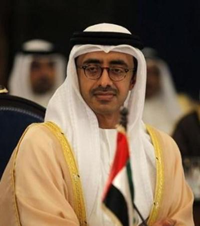 Шейх Абдула бин Зайед бин Султан ал-Нахаян СНИМКА: Ройтерс