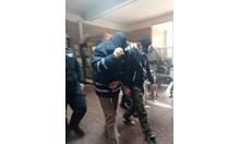 Капитанът на Vera Su и неговият помощник остават в ареста (Снимки)