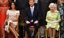 Меган и Хари съобщили на кралицата за бебето по криптиран телефон