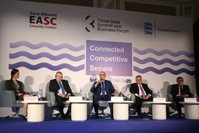СНИМКИ: Евро-атлантически център за сигурност