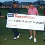 Тайгър Уудс и Том Брейди събраха 20 млн. долара за битката с коронавируса
