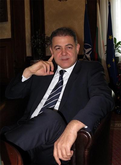 Военният министър Николай Ненчев СНИМКА: Пиер Петров