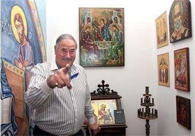 Жорж Ганчев СНИМКА: Архив