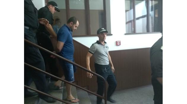 Ето го стрелеца по охранителя от Пловдив