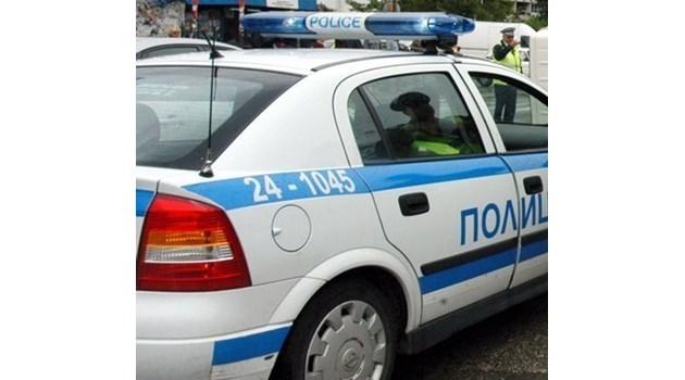Жандармерия и полиция охранява лозовите масиви в Пазарджишко
