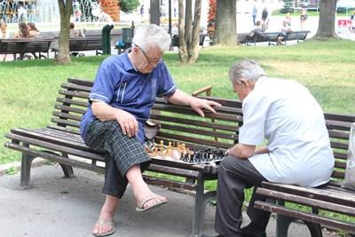 """Най-много получават пенсионерите в София.  СНИМКА: """"24 ЧАСА"""""""