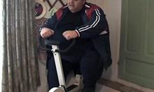 Най-дебелият българин си търси жена