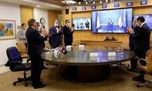 Израел и Косово обявиха официално установяването на дипломатически отношения