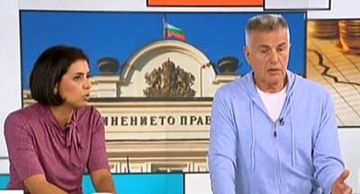 Ваня Григорова и Красимир Дачев Кадър: Нова телевизия