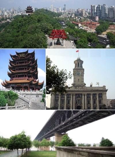 Град Ухан Снимка: Уикипедия