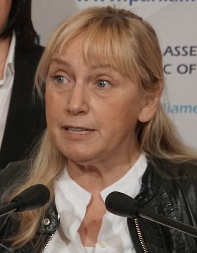 Депутатът от БСП Елена Йончева