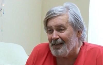 Стефан Данаилов с хипостатична пневмония и полиорганна недостатъчност вероятно
