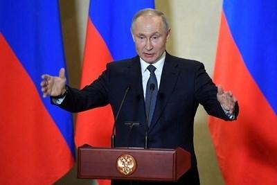Путин заяви, че Русия може да победи коронавируса за по-малко от три месеца