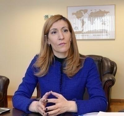 Министърът на туризма Николина Ангелкова СНИМКА: Архив
