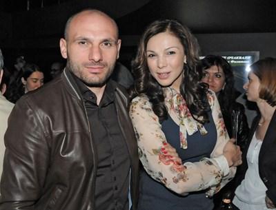 Юлияна Дончева и Станислав Недков-Стъки направиха равносметка на своя брак по Би Ти Ви.