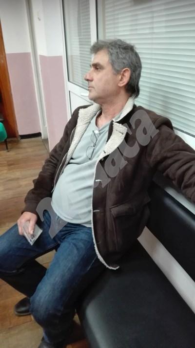 Васил Богданов, баща на 23-годишния Богдан от Поморие СНИМКА: 24 часа
