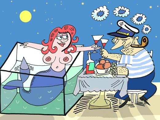 Вицове за моряци