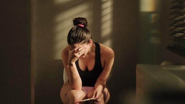 За жената, която всеки месец преживява болката от отрицателния тест
