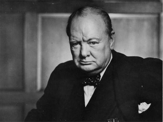 100-годишна картина на Чърчил, подарък за Аристотел Онасис, обявена на търг