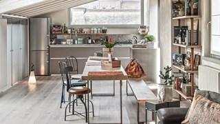Интериорни идеи за апартамента на ергена (галерия)