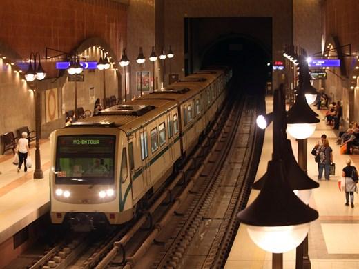 Безплатни паркинги на метрото на 3 и 4. XII. заради мръсен въздух