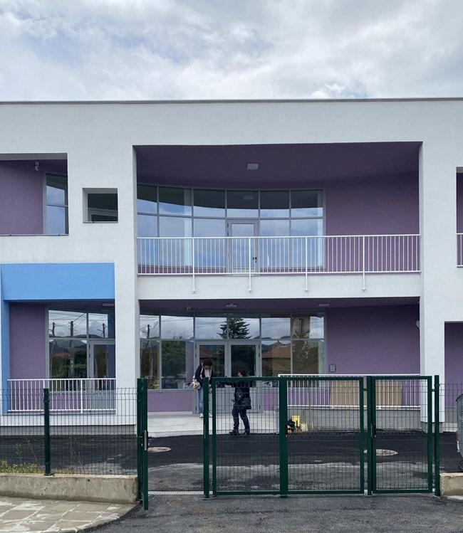 """Една от новите детски градини в София е в район """"Нови Искър"""" и ще отвори наесен."""