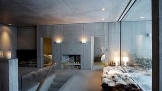 Минимализъм в огромното жилище (галерия)