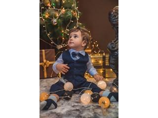 Вижте Коледата на малкия Тодор (Снимки)