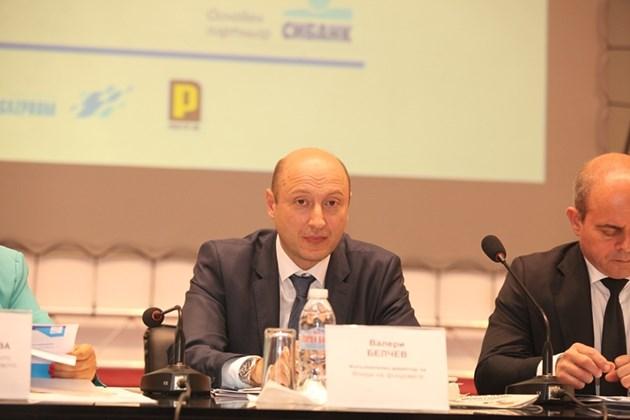 Кой е Валери Белчев - новият служебен министър на финансите