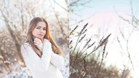 Как да правим добри зимни снимки