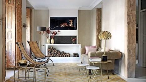 Различни стилове в малкия апартамент (галерия)