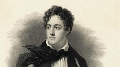 Лорд Байрон - ексцентричният романтик
