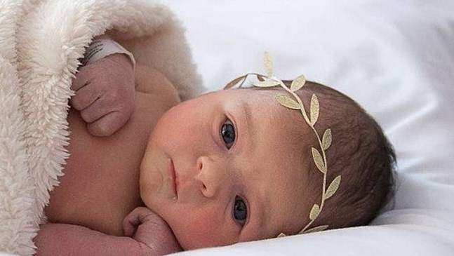 Да прегърнеш бебето си е най-голямата благословия