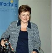 Кристалина Георгиева: Гответе се за най-лошото