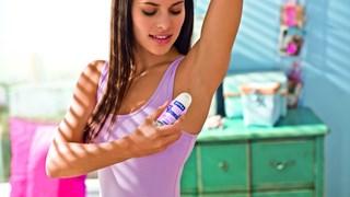 Странният случай на дезодоранта