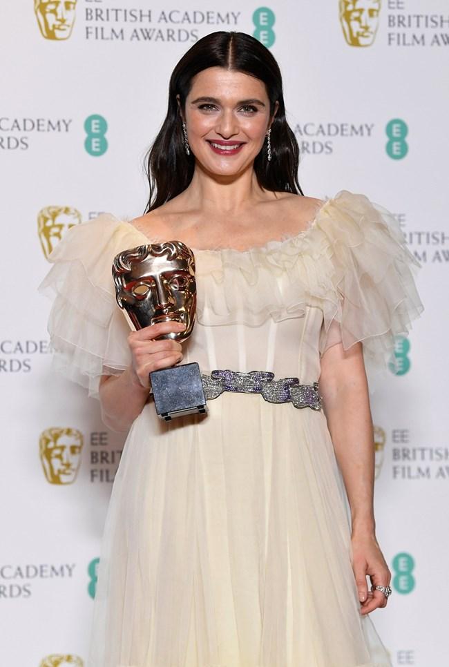 """Рейчъл Уайз с награда за най-добра актриса в поддържаща роля за филма """"Фаворитката"""""""