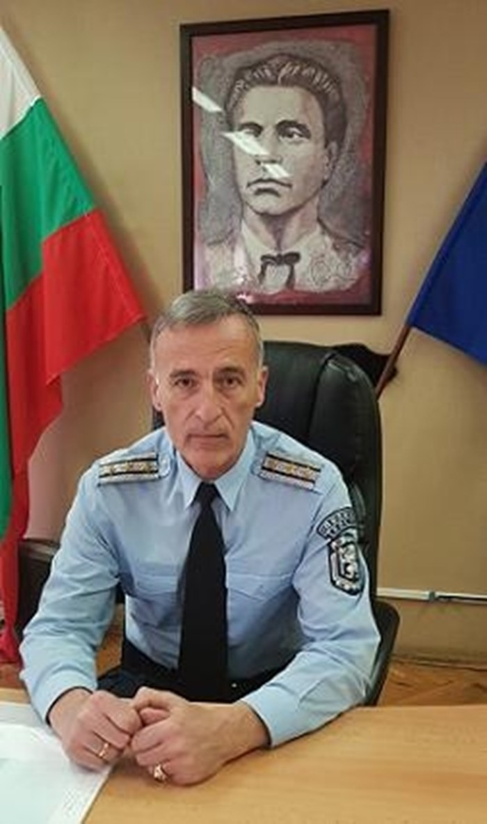 Любомир Костадинов, СДВР СНИМКА: МВР