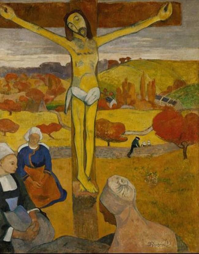 Жълтият Христос