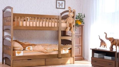 Идеи за легло на два етажа (галерия)