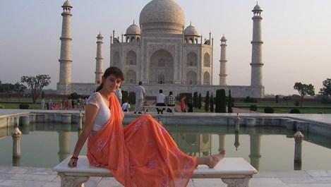 Вяра Тимчева тръгва към Индия заради детски сън